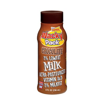Milk Jug (1%) - Chocolate