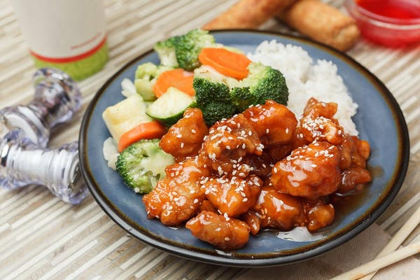 Sesame Chicken Meal