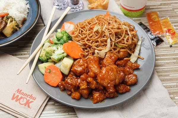 Orange Chicken Meal