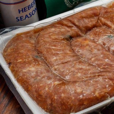 Chicken & Jalapeño Sausage