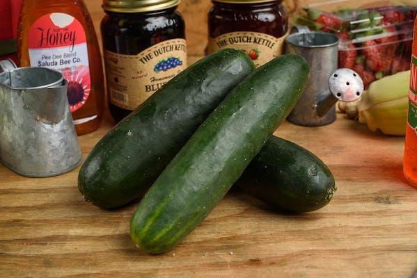 Long Green Cucumber