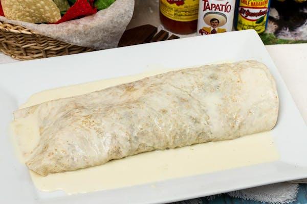 Monster Burrito Los Compas