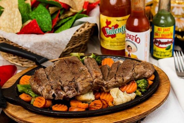 Ribeye Steak Fajita
