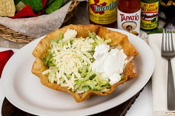 Regular Taco Salad