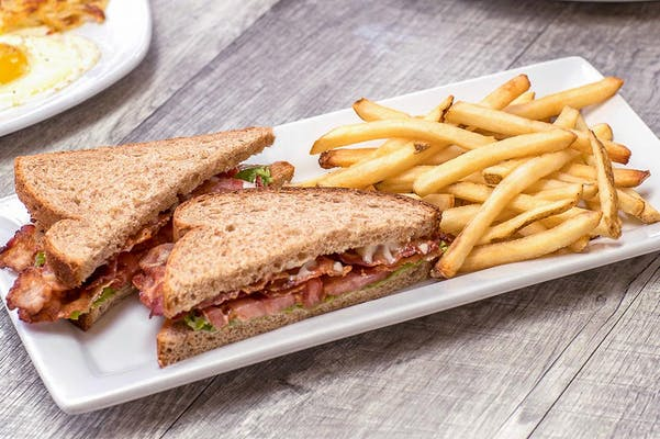Big Bacon BLT Sandwich