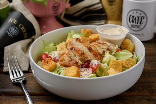 #33. Chicken Caesar Salad