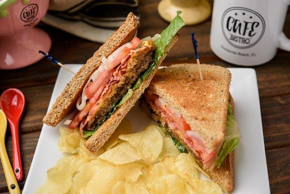 Beach-Style Sandwich