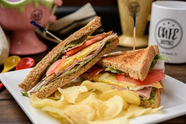 #26. YOLO Sandwich