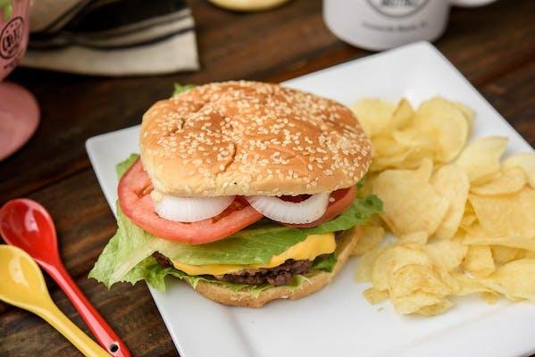 #27. Cheeseburger
