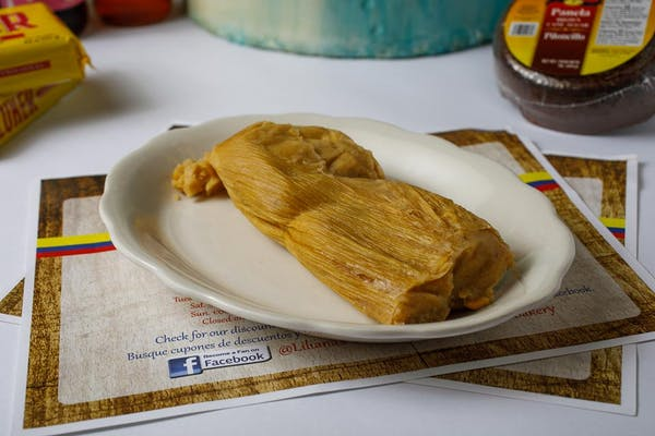 Envueltos de Choclo (Sweet Corn Patty)