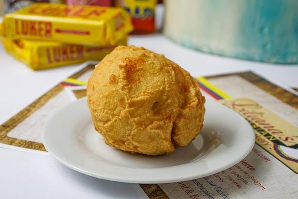Papas Rellenas (Stuffed Potato)