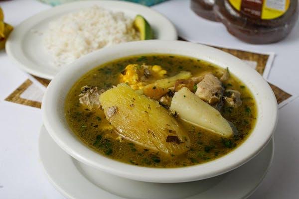 Sancocho de Gallina (Hen Stew)