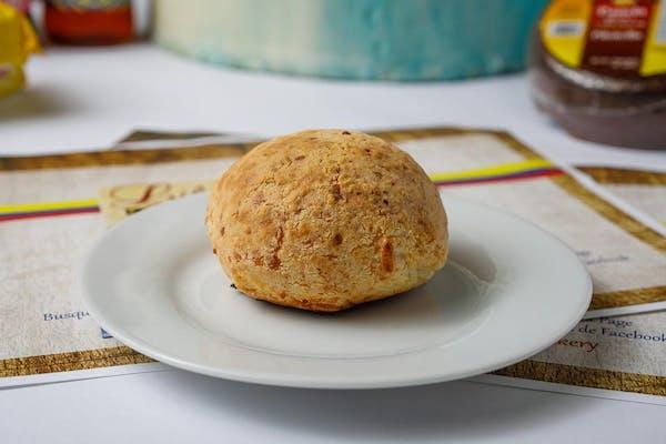 Almojabanas (Three-Cheese Rolls)
