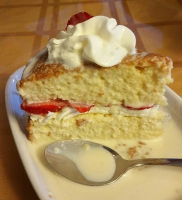 Bizcochos (Cake)