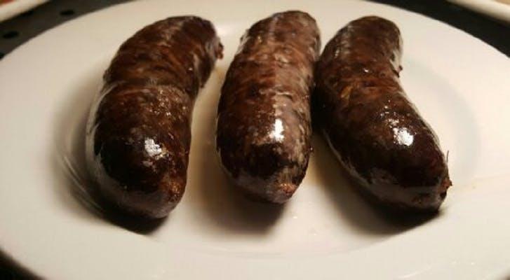 Morcilla (Blood Sausage)