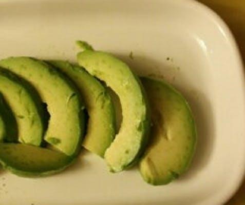 (½) Avocado