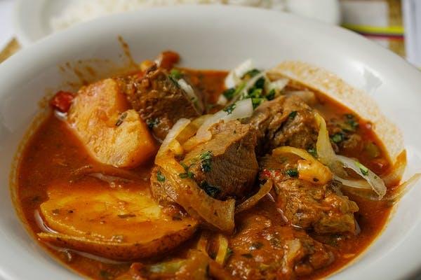 Carne Guisada (Beef Stew)