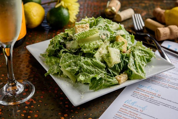 Lunch Caesar Salad
