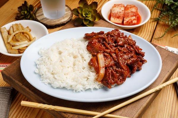 1. Spicy Stir-Fried Pork