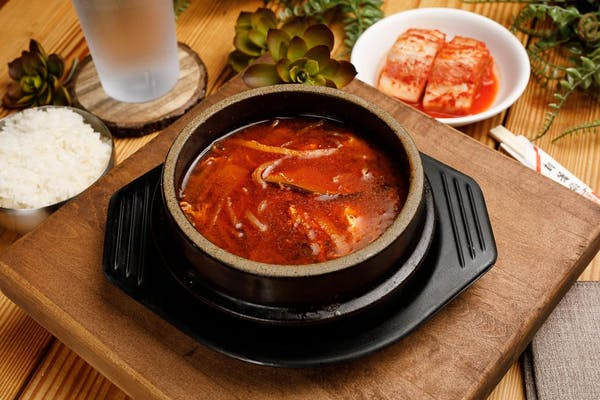 4. Spicy Beef Soup