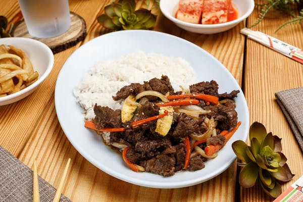5. Grilled Marinated Beef