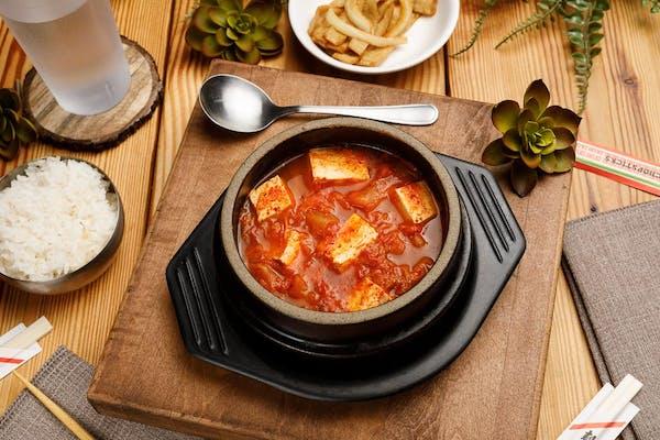 8. Kimchi Stew