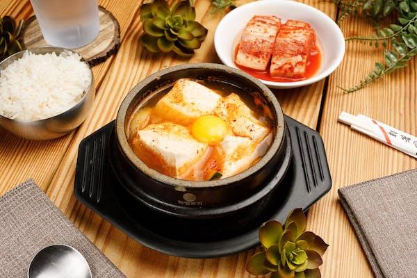 11. Soft Tofu Stew