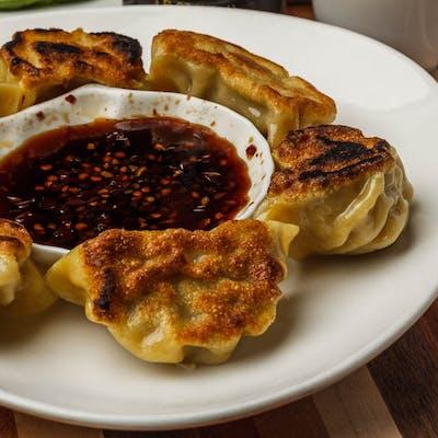 A7. Pan-Fried Dumplings