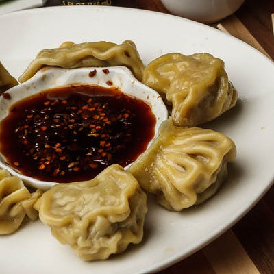A8. Steamed Dumplings