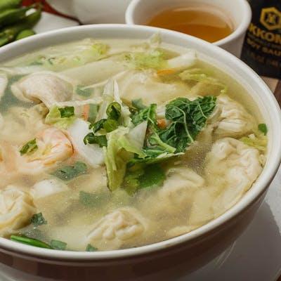 S4. Special Wonton Soup