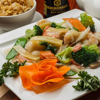 H1. Seafood Combinations