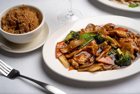 C9. Hunan Chicken