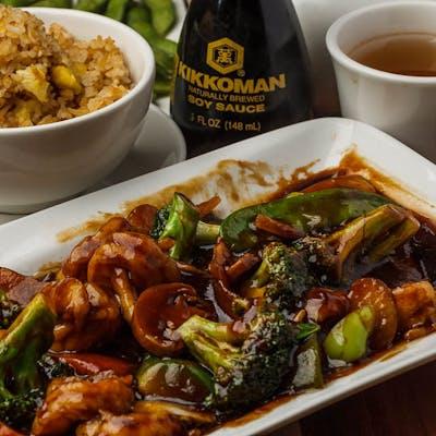 SA7. Hunan Shrimp