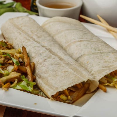 MS7. Moo Shu Vegetables