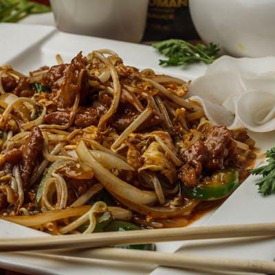 TL2. Beef Pad Thai