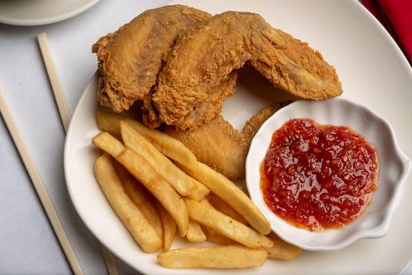 K3. Kid's Chicken Wings
