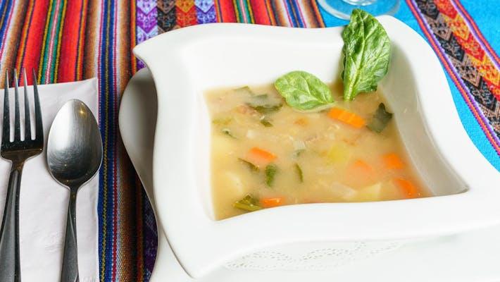 Organic Barley Soup