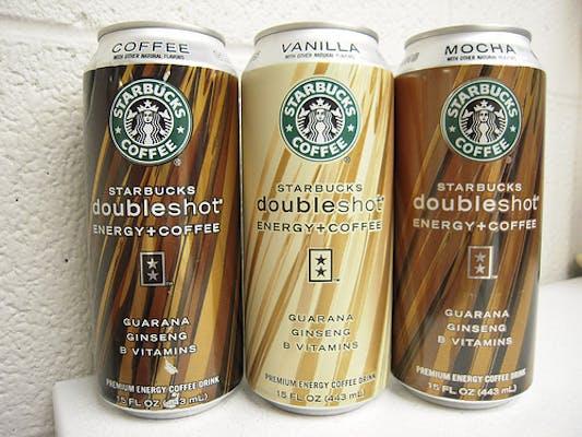 Starbucks Double Shot Energy Coffee