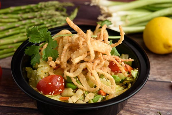 Veggie Oriental Salad