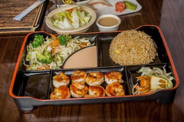 H4. Hibachi Shrimp