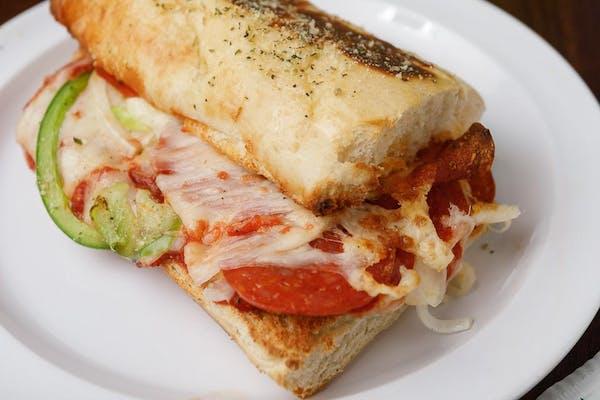 Pepperoni Sub