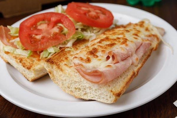 Hot Ham & Cheese Sub