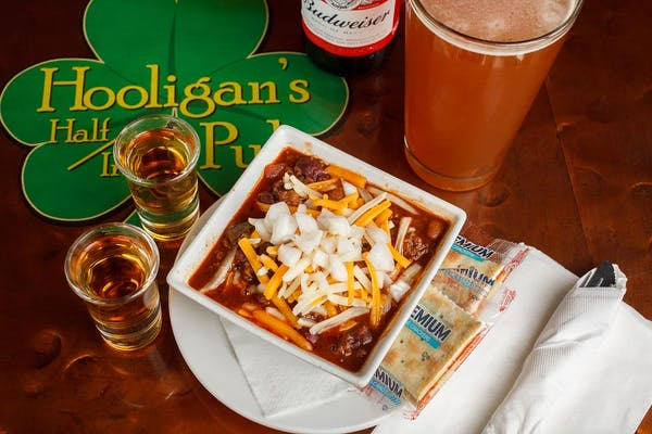 Hooligan's Chili