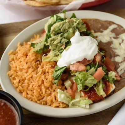 Burrito Supreme (Lunch)