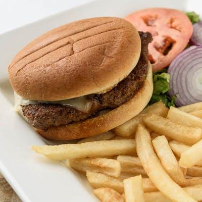 La Rumba Burger (Lunch)