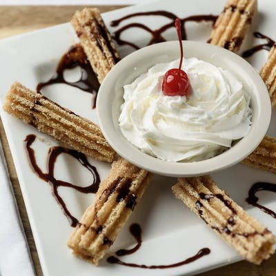 Churros & Ice Cream