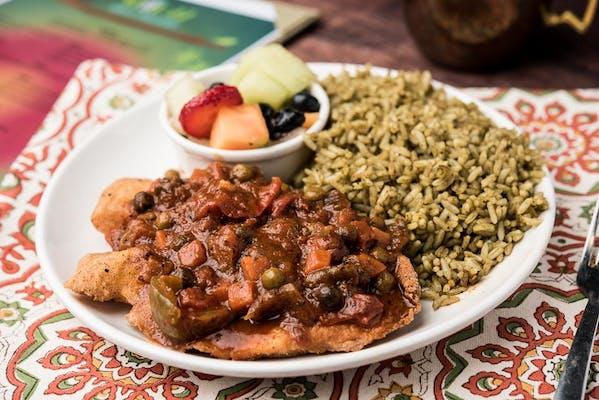 African Fish Stew