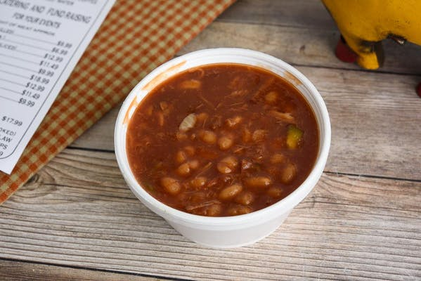 Side Jimmy's BBQ Beans