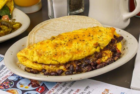 Havana Omelet
