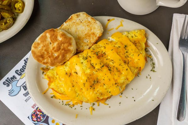 Cheezer Omelet
